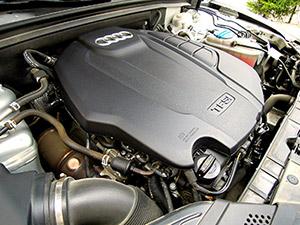 Audi Benziner - Abgasskandal