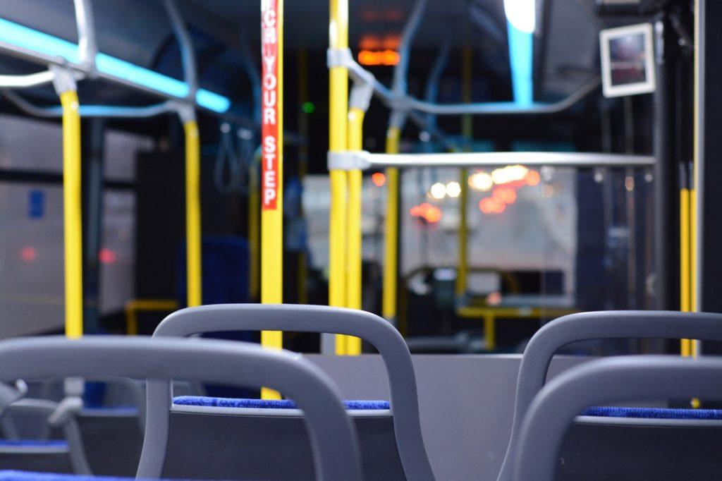Anschnallpflicht im Bus