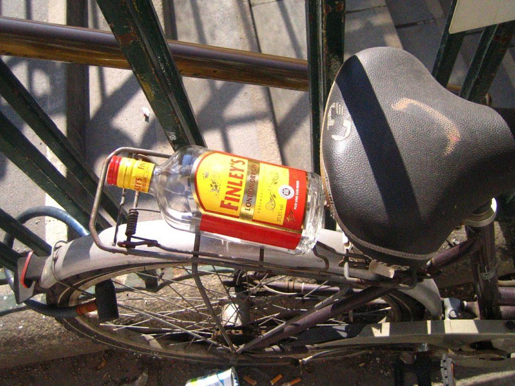 Promillegrenze auf dem Fahrrad