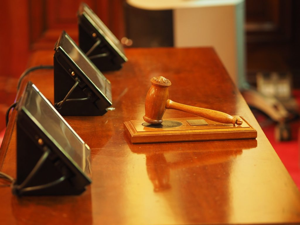 Gerichtliches Fahrverbot