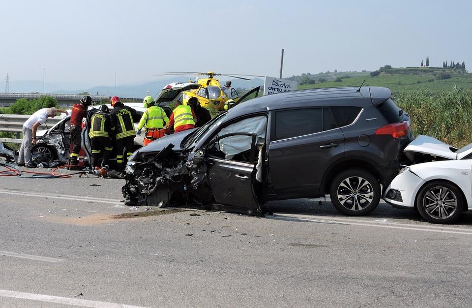 Wer sich nicht an die Verkehrsregeln hält, riskiert einen Unfall.