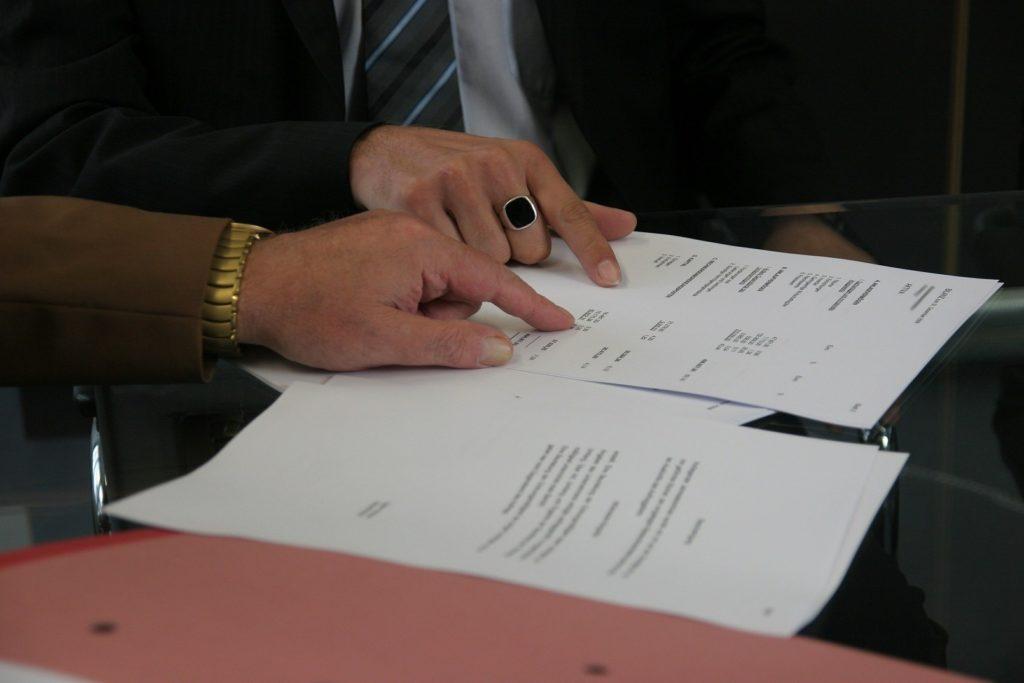 Bußgeldbescheid: Mit Muster als Vorlage Einspruch gegen den Bußgeldbescheid einlegen.