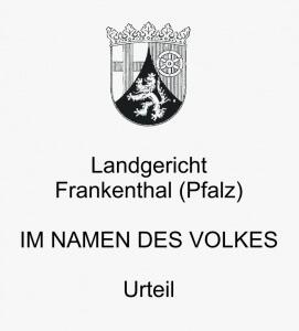 LG Frankenthal (Pfalz)